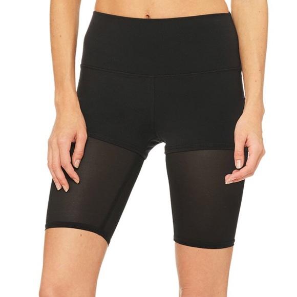 5e02e4b769 ALO Yoga Pants - ALO Yoga lush high waisted athletic shorts